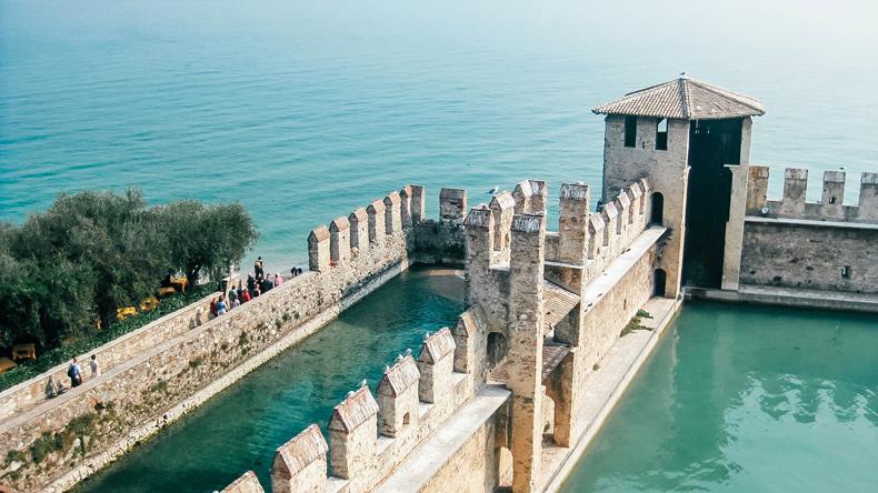 Castello-Scaligero-Lago-di-Garda